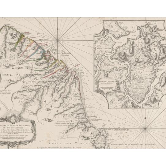 Atlas des populations immigrées en Guyane