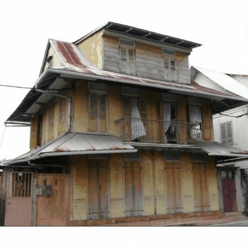 Les Créoles de Guyane